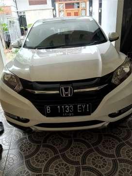Dijual Honda HRV th 2015 tipe E