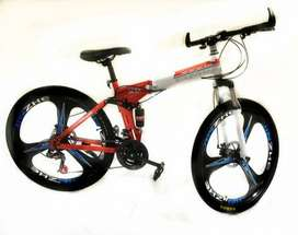 NEW BMW 21 GEARS FOLDABLE CYCLE