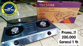 Promi Kompor Gas 2 Tungku