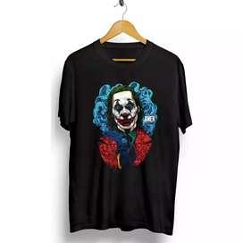 Baju distro 3D joker (only online shopping)