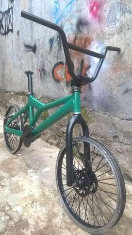 sepeda bmx alumunium R20