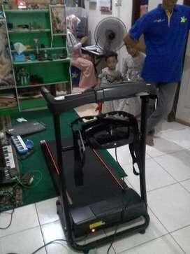 5 fungsi Elektrik Treadmill keluarga maxfitt 60 pilsporty