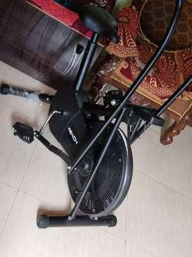 Air bike home cycle
