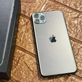 Iphone 11 pro max 256gb space gray fullset