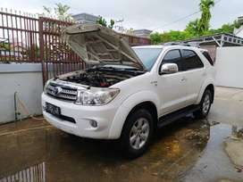 FORTUNER 2.7 G LUX MATIC 2009