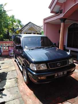 Kijang lsx 2002 nyaman mobil keluarga