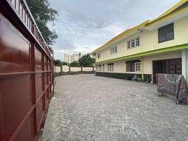 Rumah Gedung Siap Pakai Nol Jalan Tengah Kota Pandegiling