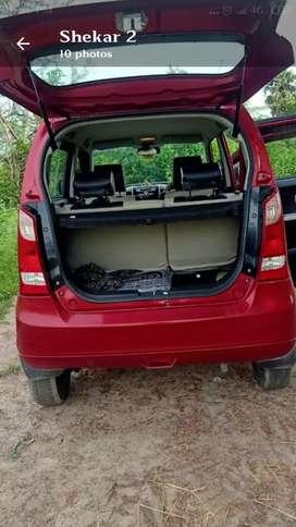 Maruti Suzuki Wagon R 1.0 2014 Petrol 40000 Km Driven