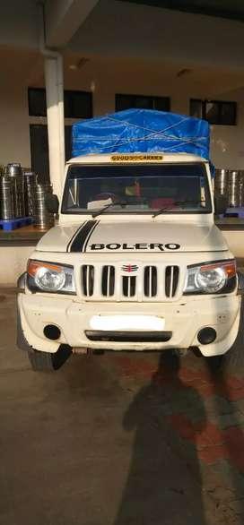 Bolero maxi truck 2013