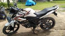 Honda CB150 Plat BE