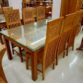 New Royal dining Table & 6 chair set... home delivery 999598I449