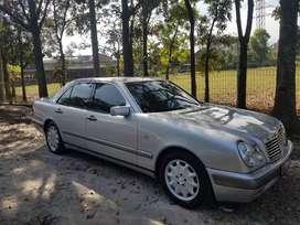 Mercedes Benz W210 E320 Thn. 1997