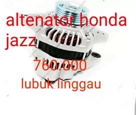 Altenator honda jazz promo lubuk linggau