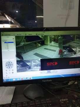 paket cctv 5MP 2 kamera plus pasang