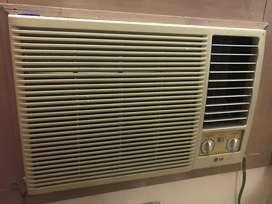 LG 2Ton Window AC - White
