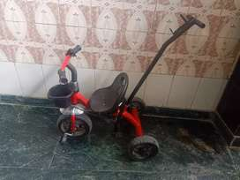 Tricycle for toddler.