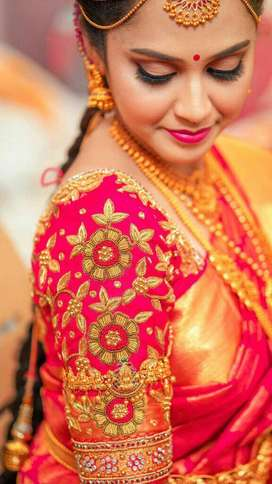 Boutique finishing bridal handwork experts