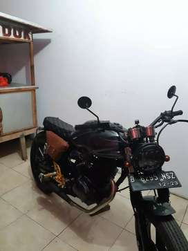 Japstyle basic honda tiger 200cc