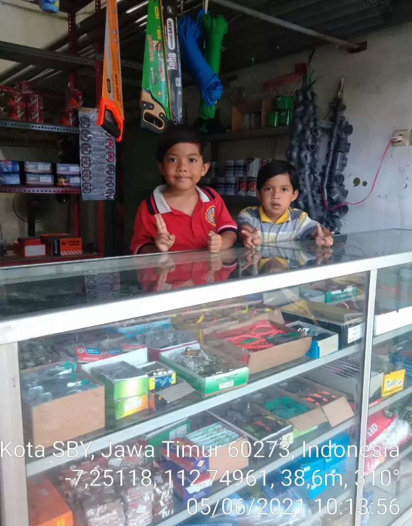 Toko Bangunan LANCAR JAYA 55 Surabaya