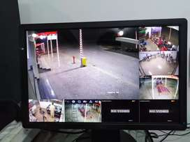 Hikvision / Dahua  1mp / 2mp CCTV Cameras Security & WiFi system