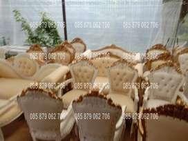 kursi dekorasi manten pengantin Buruan sebelum kehabisan