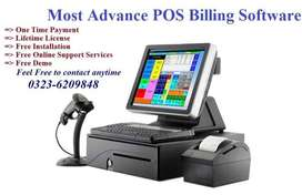 POS Software for Grocery Store, Pharmacy, Restaurant, Mart, Store