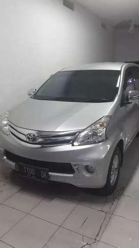 Toyota Avanza G airbag M/T 2013 (DP 15 juta)