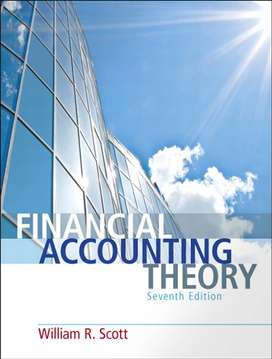 Ebook William R. Scott - Financial Accounting Theory, 7th Edition