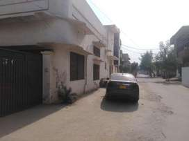 7 marla corner double story house for rent
