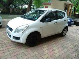 Maruti Suzuki Ritz Vxi BS-IV, 2010, CNG & Hybrids