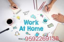 On line Formfilling daily 1000 rs salary