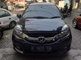 Jual mobil Honda Mobilio tipe E Hitam 2014