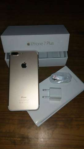 apple i phone 7+   are available in Attractive PRICE..