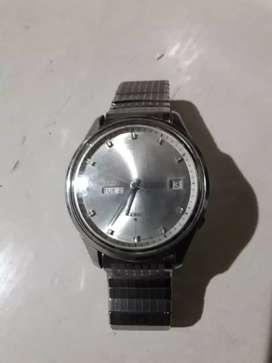 Jam Tangan Seiko M55 Sea Lion Silver Original