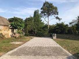 Bayar 12x. Tanah Dekat Kapus UMY Taman Tirto, Cocok Untuk Kost