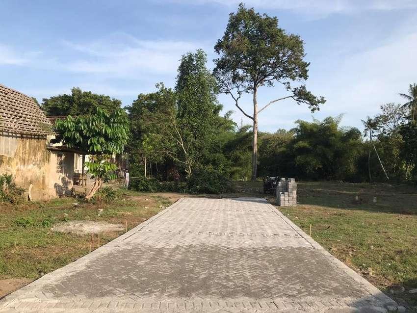 Bayar 12x. Tanah Dekat Kapus UMY Taman Tirto, Cocok Untuk Kost 0