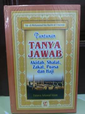 Buku Tuntunan Tanya Jawab Rukun Islam