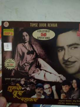 Lots of old Hindi music DVDs/CDs