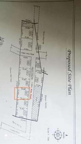 5.5 cents land for sale