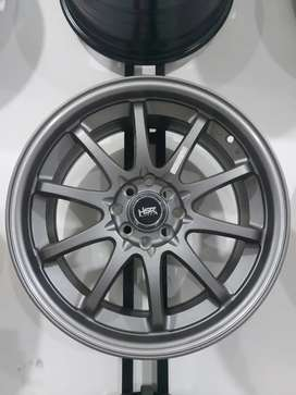 For Sale Velg HSR R17 for yaris,swift,datsun,sigra,avanza,xenia dll
