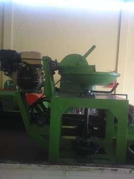Mesin bakso komplit diesel