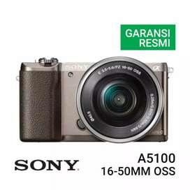 Kredit Sony A5100 Kit 16-50mm Promo Gratis 1x Cicilan