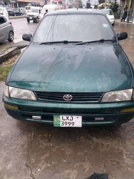 Corolla 1998 Home used car in Perfect Condition