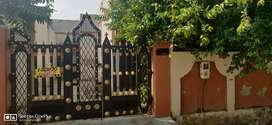 Semi Furnished 3 BHK with Garden and parking spacious house