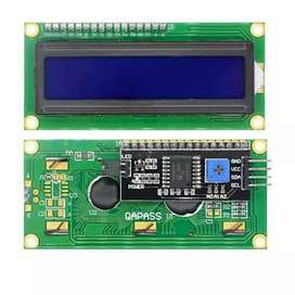 Lcd blue 16x2 with 12c lcd module