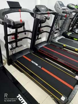 Treadmill listrik multifungsi hemat listrik Ready