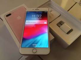 iphone 7 Plus 32GB RoseGold Fullset