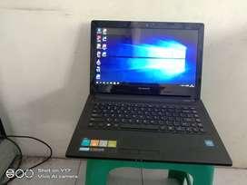 Laptop Lenovo G40-30 slim elegan dan murah