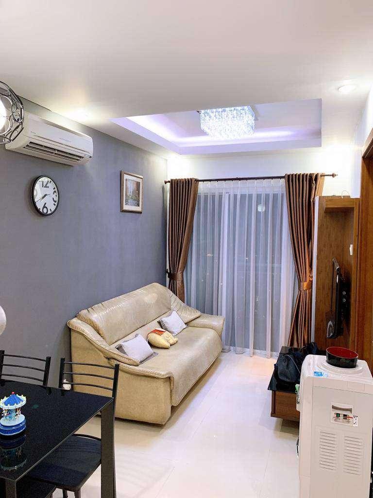 Disewakan Condominium Tahunan 1BR Full Furnish Seaview Greenbay Pluit 0
