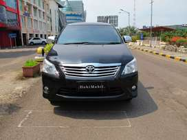 Toyota Kijang Innova G Metik Tahun 2013 Dp23 Jt Angs 3,9jtan